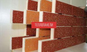 Плюсы и минусы фасадных панелей с утеплителем