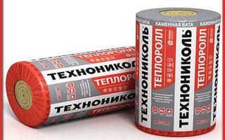 Утеплитель Теплоролл:  характеристики и особенности материалов