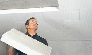 Как сделать утепление потолка в частном доме