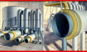 Все тонкости теплоизоляции трубопроводов: принципы расчета и техника