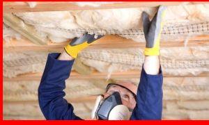 Утепление потолка в доме с холодной крышей: крыша холодная, дом теплый
