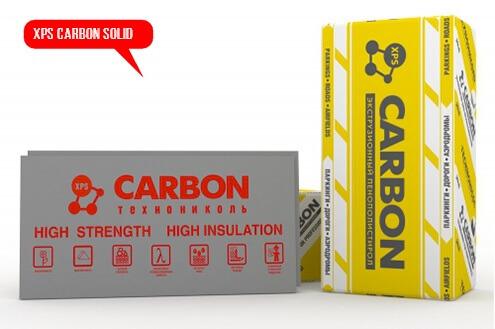 Технониколь xps carbon solid