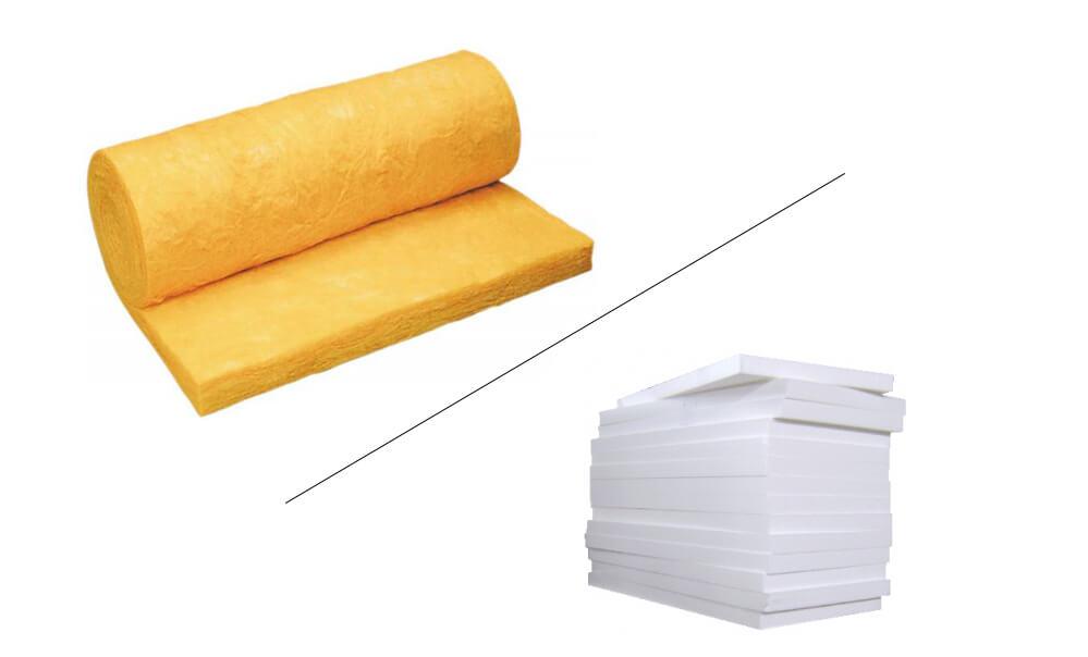 Что теплее пенопласт или минвата
