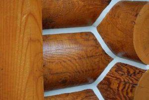 Деревянный дом теплый шов 3