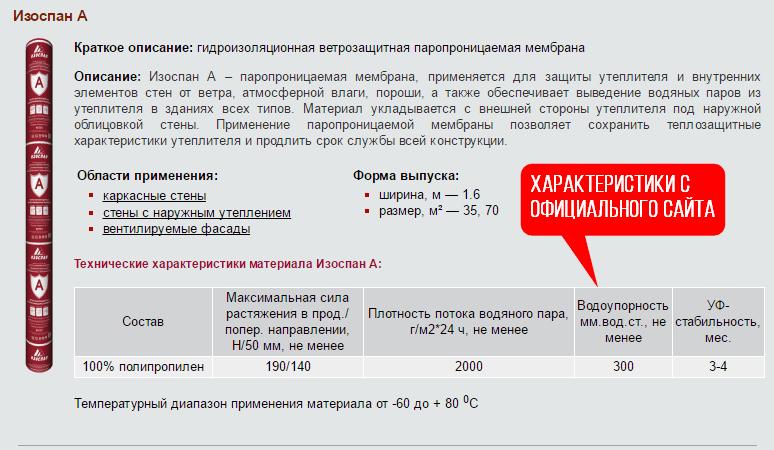 скрин с официального сайта