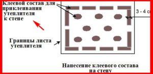 Нанесение зазубрин на лист пенопласта 2