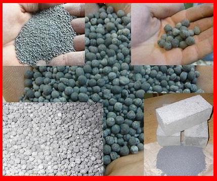 пеностекло в гранулах и блоках