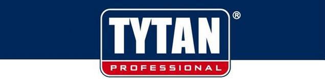 Клей для теплоизоляции tytan styro 753 o2. Лого