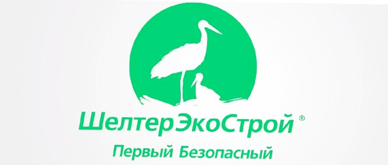 Шелтер Экострой. Лого
