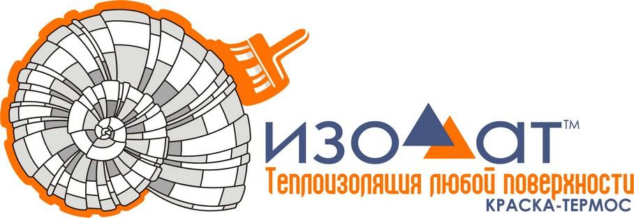 Теплоизоляция Изолат. Лого