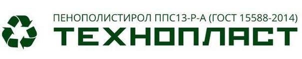Утеплитель Технопласт. Лого