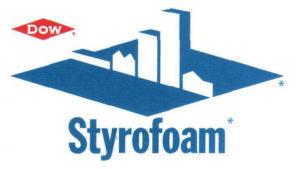 Утеплитель styrofoam. Лого