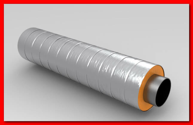 Трубы ППУ(скорлупа)