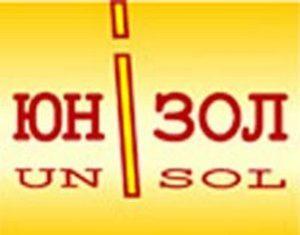 Юнизол. Лого