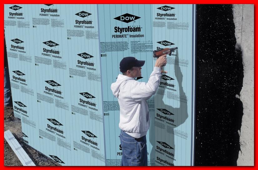 Утеплитель styrofoam. Области применения2