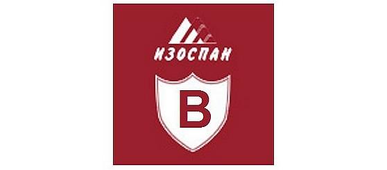 Изоспан B. Лого