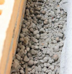 Утепление керамзитом стен. Как утеплять