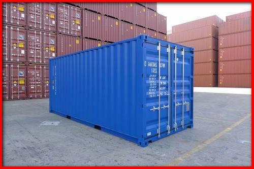 Dry Container – это герметичные металлические коробки