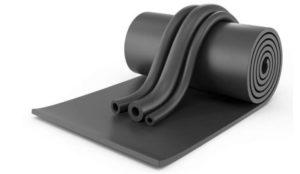 Материалы теплоизоляционные. Вспененный каучук