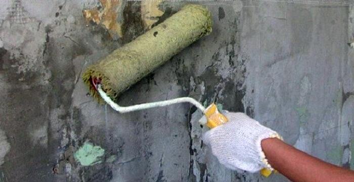 Клей для пеноплекса. Подготовка стен