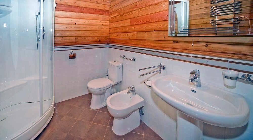 Как утеплить ванную комнату. Внутри