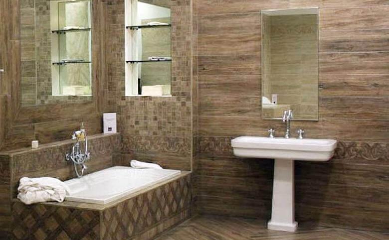 Как утеплить ванную комнату. Плиты двойного назначения